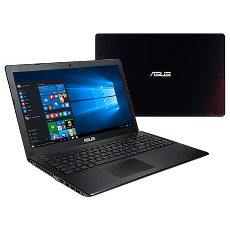 【ASUS華碩】X550JX 15.6吋FHD I5-4200H 4G記憶體 1TB 7200轉 GTX950 2G獨顯 Win10戰鬥型筆電