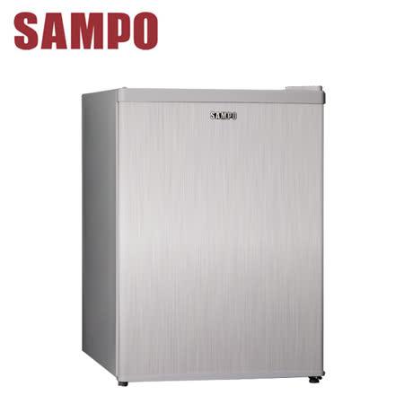 【私心大推】gohappy快樂購物網SAMPO聲寶 71公升單門獨享小冰箱(SR-N07)效果愛 買 官網