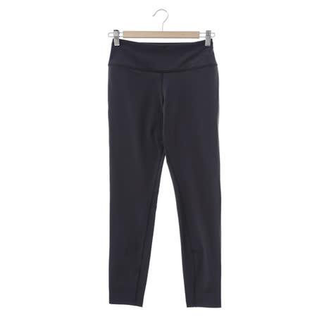 NIKE (女)運動長褲-藍黑-620998012