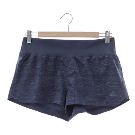 adidas (女)運動短褲-藍-AA4391