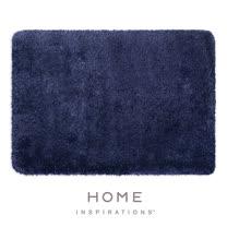 【Home】纖柔記憶綿浴墊 - 寶藍(43.2x61cm)
