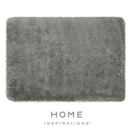 【Home】纖柔記憶綿浴墊 - 爍灰(43.2x61cm)