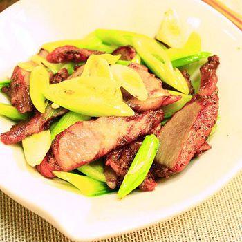 常饌 厚片生醃客家鹹豬肉- 380g/包