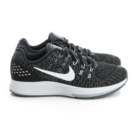 NIKE (女)慢跑鞋-黑-806584001