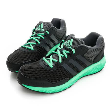 adidas (男)慢跑鞋-黑-AF6270