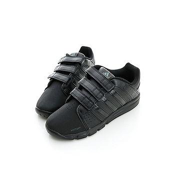 adidas (童)慢跑鞋-黑-D67537