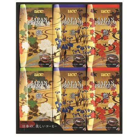 UCC咖啡 JAPAN PREMIUM 禮盒(濾掛)