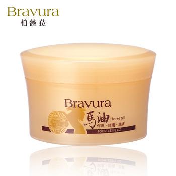 【柏薇菈Bravura】馬油滋養霜-滋潤型(100ml)