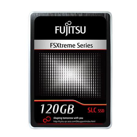 Fujitsu 2.5吋 120GB 固態硬碟(FSX-120GB)