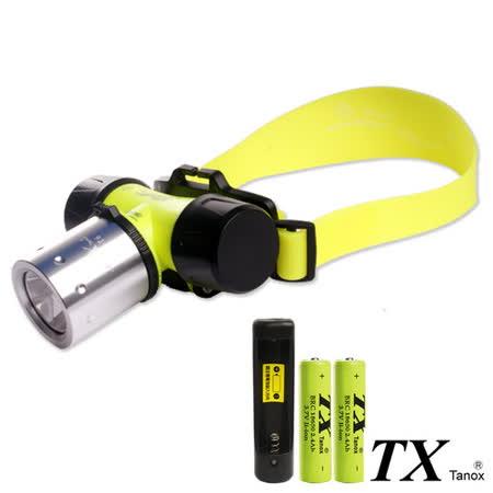 【特林TX】美國CREE L2 LED 極亮潛水頭燈(HD-WA-L2-15102b)