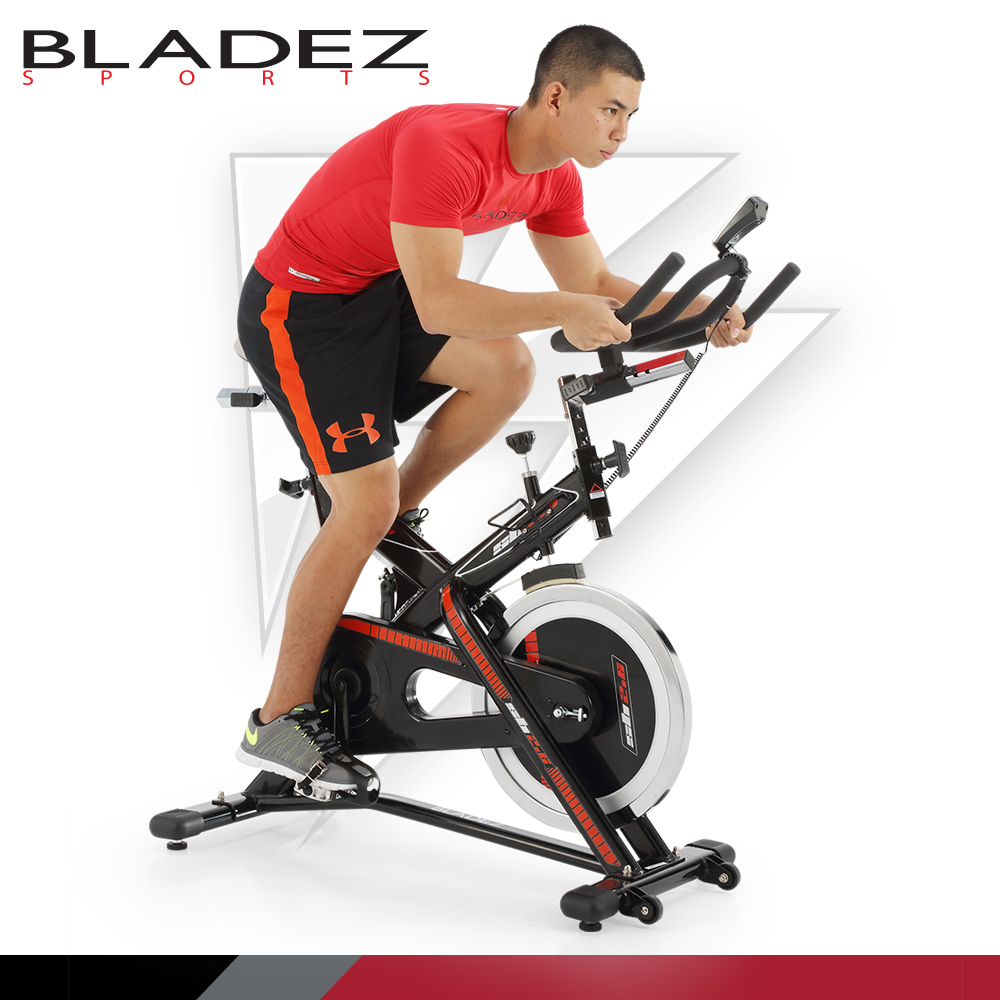 BLADEZ H9173BK (SB2.6) – 22kg快樂 happy go飛輪健身車