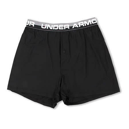 Under Armour 2015男極致舒適黑色四角內褲【預購】