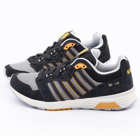 K-SWISS 男款 TRAINER2 運動鞋03178-022-黑灰