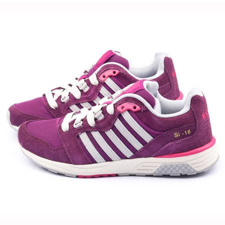 K-SWISS 女款 SI-18 TRAINER 2運動鞋93178-579-紫