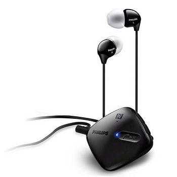 PHILPS 飛利浦 SHB5100 入耳式無線藍牙耳機麥克風 (可NFC配對)