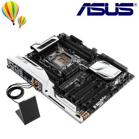 ASUS 華碩 X99-DELUXE/U3.1 主機板/2011-V3腳位