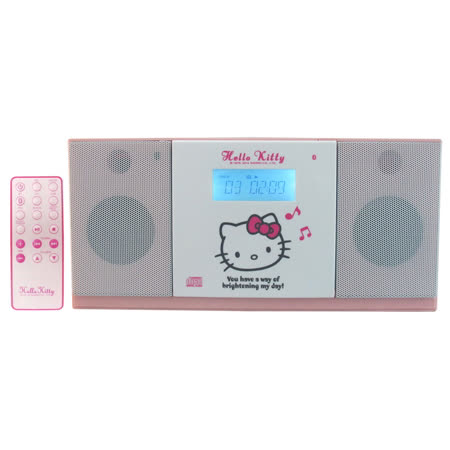 【Hello Kitty】藍牙音響 OT-736
