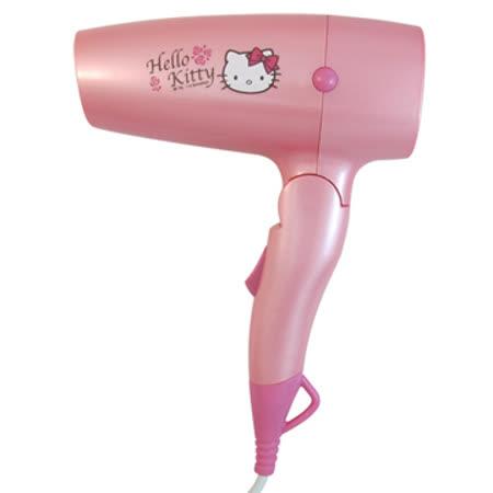 【Hello Kitty】折疊式吹風機 OT-625
