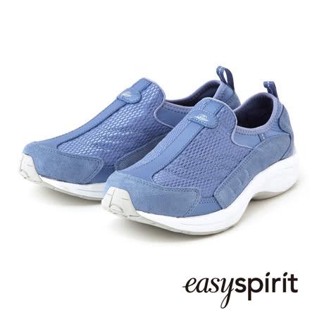 【私心大推】gohappy 線上快樂購Easy Spirit-- 極輕量樂活運動風輕盈健走鞋--湖水藍心得台中 大 遠 擺