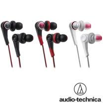 鐵三角 ATH-CKS770 SOLID BASS重低音密閉型耳塞式耳機