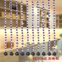 石頭記 開智慧迎貴人奢華紫水晶珠簾(10入組)