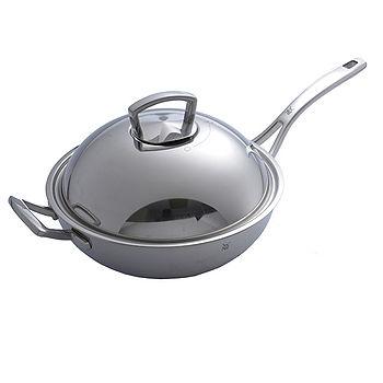 WMF 單柄中華炒鍋 32cm