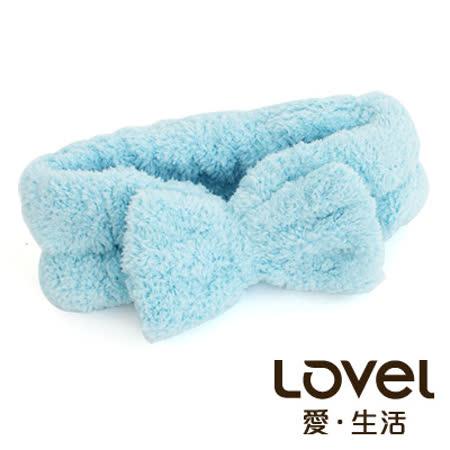 LOVEL 7倍強效吸水抗菌超細纖維髮帶(共9色)