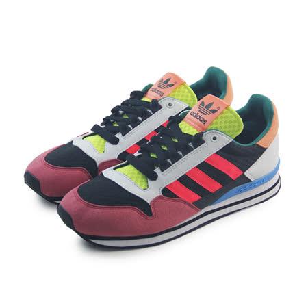 (大童)ADIDAS ZX 500 ODDITY K 休閒鞋 繽紛多色-B25585