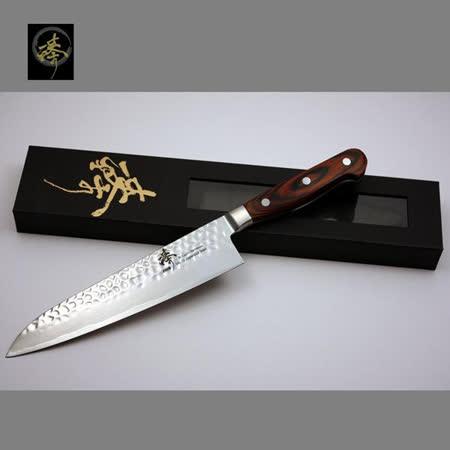 料理刀具 手作大馬士革鋼系列-210mm世界頂級廚師刀〔臻〕高級廚具