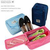 旅遊首選、旅行用品 繽紛多色-防水鞋盒/鞋子收納袋 -4色可選