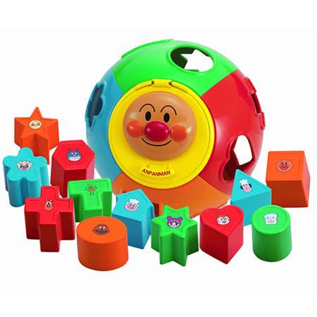 《 麵包超人 》ANP積木玩具