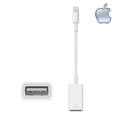 Apple 原廠 Lightning 對 USB 相機轉接器