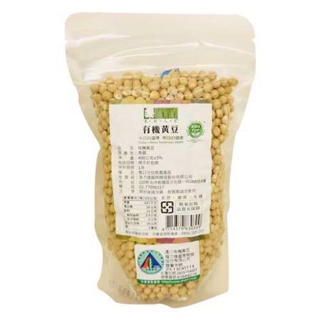 『美好人生』有機黃豆(400g/袋)