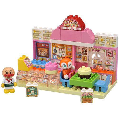 《 麵包超人 》ANP積木玩具(蛋糕店)