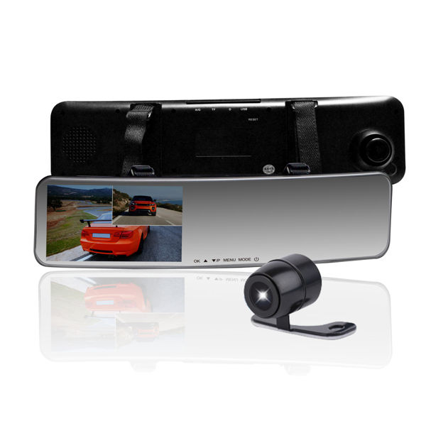 行走天下 X9D雙鏡頭行車記錄日本行車記錄器器