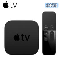 Apple TV 4 第四代 64GB (MLNC2TA/A) + 2.0 米HDMI線