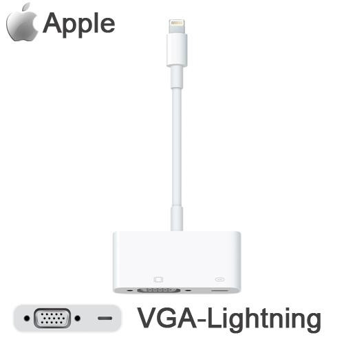Apple 原廠 Lightning 對 VGA 轉接器