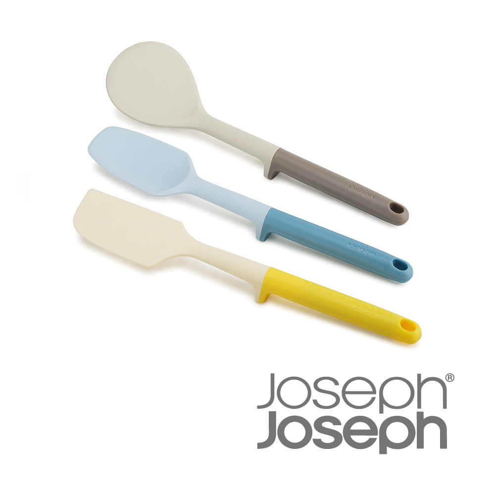 《Joseph Joseph英國創意餐廚》不沾桌烘焙工具三件組