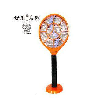 USEFUL好用 四層/雙效合一捕蚊拍+捕蚊燈 (UL-AL316)