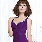 【Audrey】美膚Bra 輕塑型背心(寶石紫)