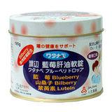 【人生製藥】人生渡邊藍莓ADE肝油軟錠(190公克裝)