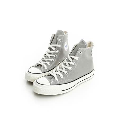 CONVERSE (男/女)帆布鞋(高統)-灰-146975C
