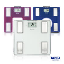 日本TANITA超薄強化玻璃體脂計UM-040-三色