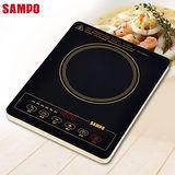 SAMPO聲寶 超薄不挑鍋電陶爐 KM-SG12P