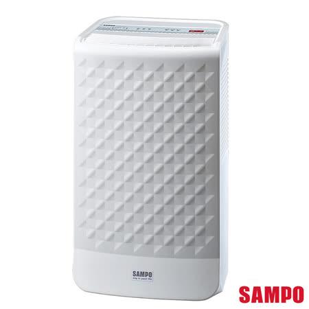 SAMPO聲寶 6L微電腦空氣清淨除濕機 AD-BD121FT