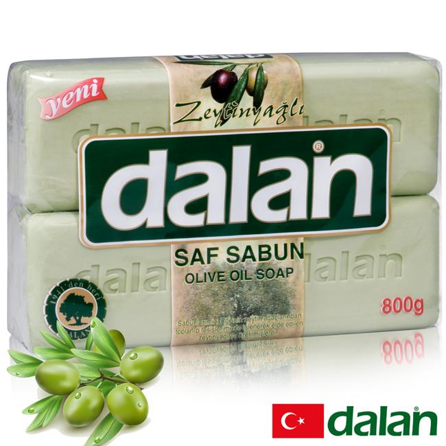 ~土耳其dalan~ 橄欖油活膚皂4入 組