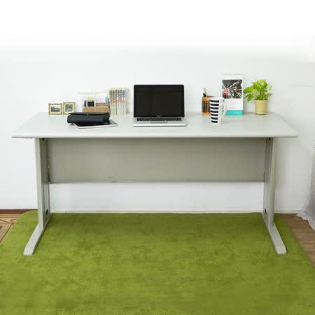 HAPPYHOME CD150灰色辦公桌Y700-9