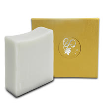 【Luminus秘密花園】精油香氛珍珠美白潔顏手工皂-5入