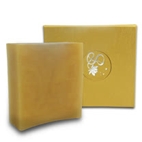 【Luminus秘密花園】活力水潤木瓜淨白潔顏手工皂-5入