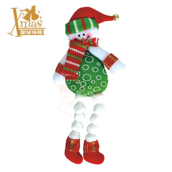 【X mas聖誕特輯2015】雪人吊飾 Z0106110